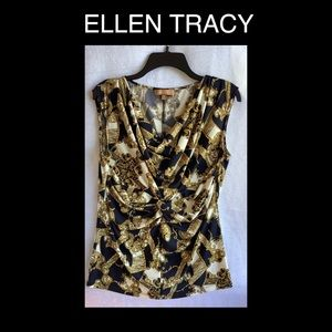 ELLEN TRACY Medium Blouse♠️